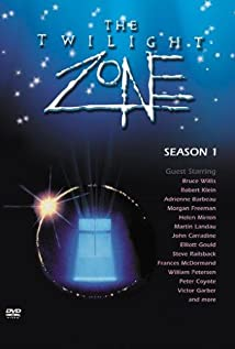 The Twilight Zone (1985) cover
