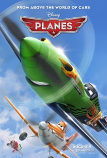 Planes (2013) cover