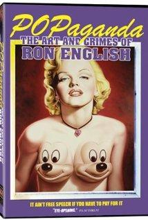 Popaganda: The Art and Crimes of Ron English (2005) cover