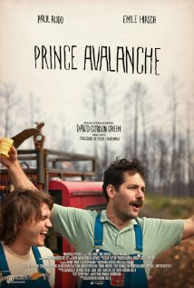 Prince Avalanche (2013) cover