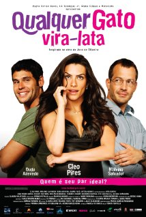 Qualquer Gato Vira-Lata (2011) cover