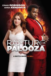 Rapture-Palooza (2013) cover