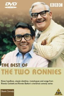 The Two Ronnies (1971) cover