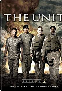 The Unit (2006) cover