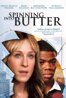 Spinning Into Butter (2008) cover