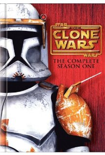 Star Wars: The Clone Wars (2008) cover