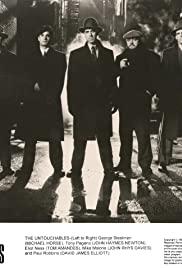 The Untouchables (1993) cover