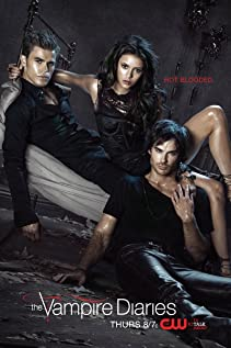 The Vampire Diaries (2009) cover