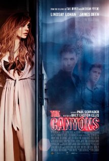The Canyons (2013) cover