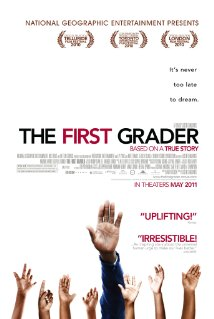 The First Grader (2010) cover