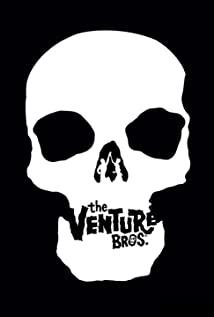 The Venture Bros. (2003) cover