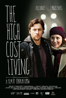 The High Cost of Living (2010) cover