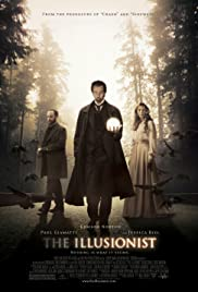 The Illusionist 2006 poster
