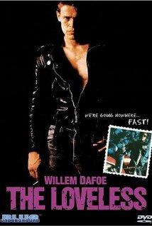 The Loveless 1981 poster