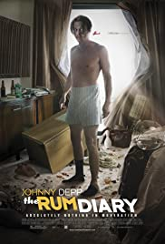 The Rum Diary 2011 poster