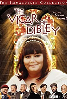 The Vicar of Dibley (1994) cover