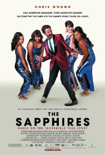 The Sapphires (2012) cover