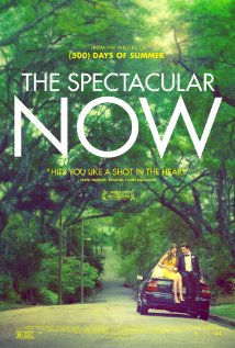 The Spectacular Now 2013 poster