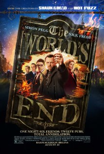 The World's End (2013) cover