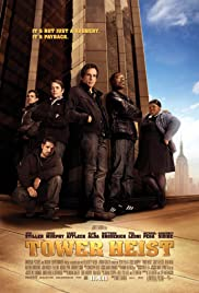 Tower Heist (2011) cover