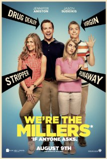 We're the Millers (2013) cover