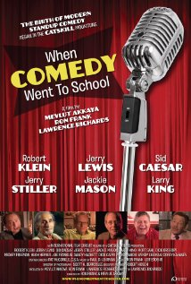 When Comedy Went to School (2013) cover