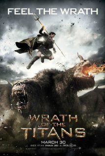 Wrath of the Titans 2012 poster