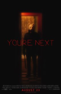 You're Next 2011 poster
