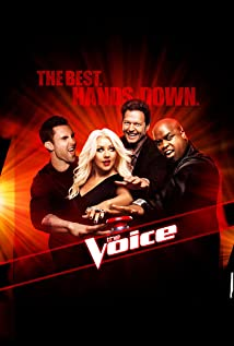 The Voice (2011) cover