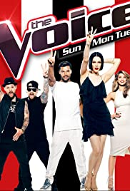 The Voice (2012) cover