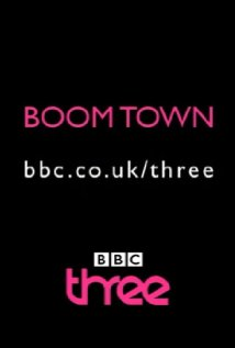 Boom Town (2013) cover
