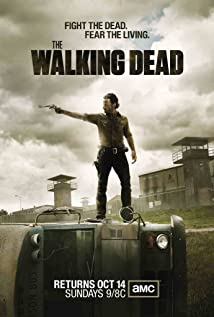 The Walking Dead (2010) cover