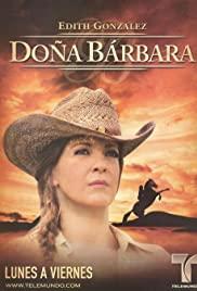Doña Bárbara (2008) cover