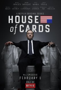 House of Cards 2013 poster