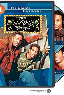 The Wayans Bros. (1995) cover