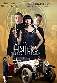 Miss Fisher's Murder Mysteries 2012 poster