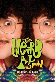 The Weird Al Show (1997) cover