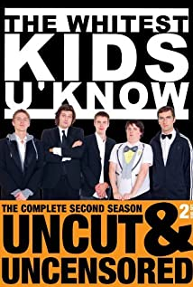 The Whitest Kids U'Know (2007) cover