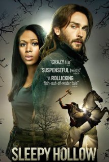 Sleepy Hollow (2013) cover