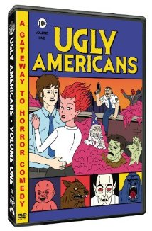 Ugly Americans (2010) cover