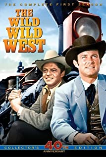 The Wild Wild West (1965) cover