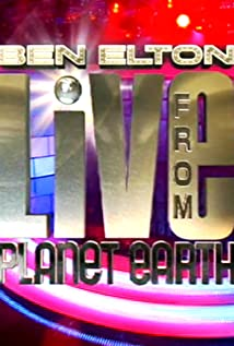 Ben Elton Live from Planet Earth 2011 poster