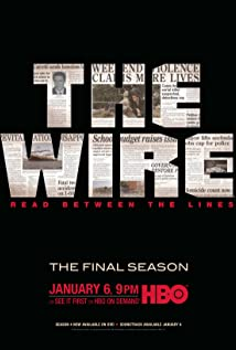 The Wire 2002 poster