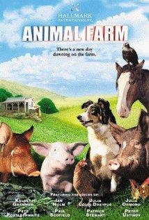 Animal Farm 1999 poster