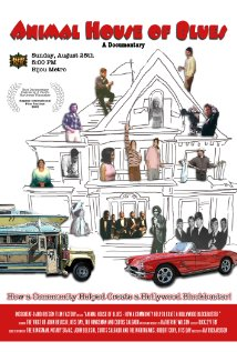 Animal House of Blues 2012 poster