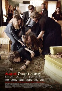 August: Osage County 2013 poster