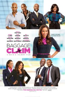 Baggage Claim (2013) cover