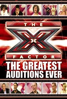 The X Factor 2004 poster