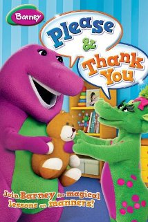 Barney: Please & Thank You (2010) cover