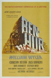 Ben-Hur (1959) cover